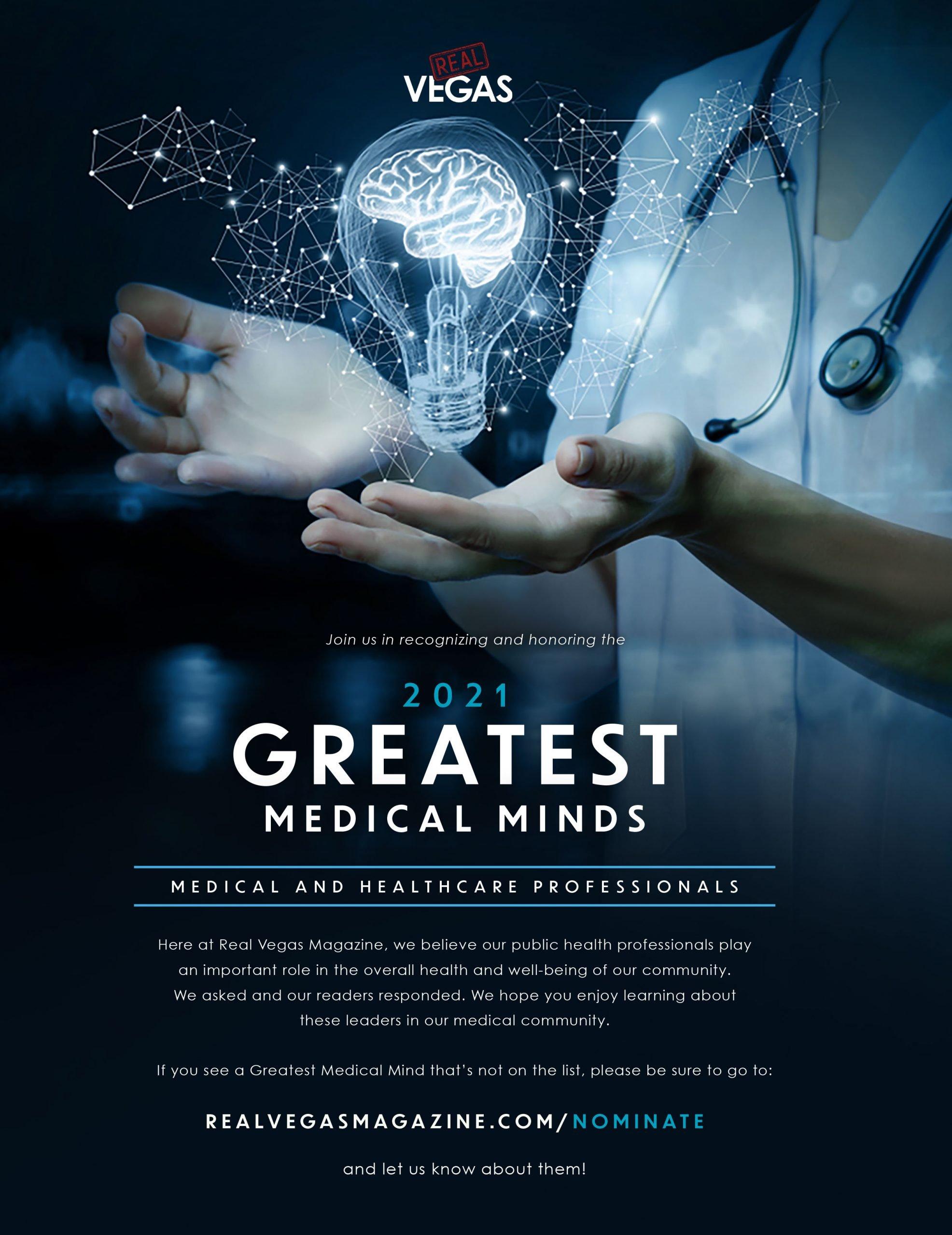 Greatest Medical Minds 2021